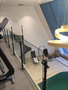 Второй свет Проспект Вернадского, стекло 12мм, полировка, закалка. (2)